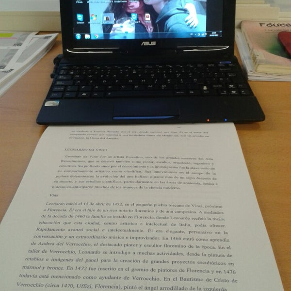 Photo taken at Universitat Jaume I (UJI) by Lorraine P. on 5/16/2013
