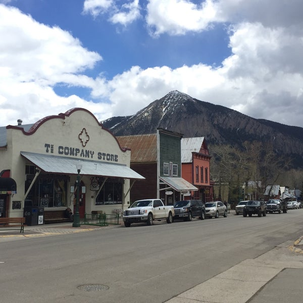 Photo taken at Crested Butte, CO by Bryce on 5/27/2015