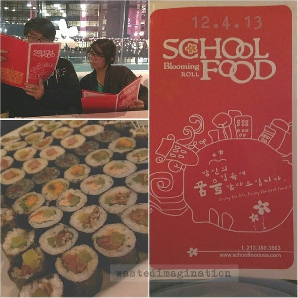 Photo taken at School Food by Alexis E. on 12/6/2013