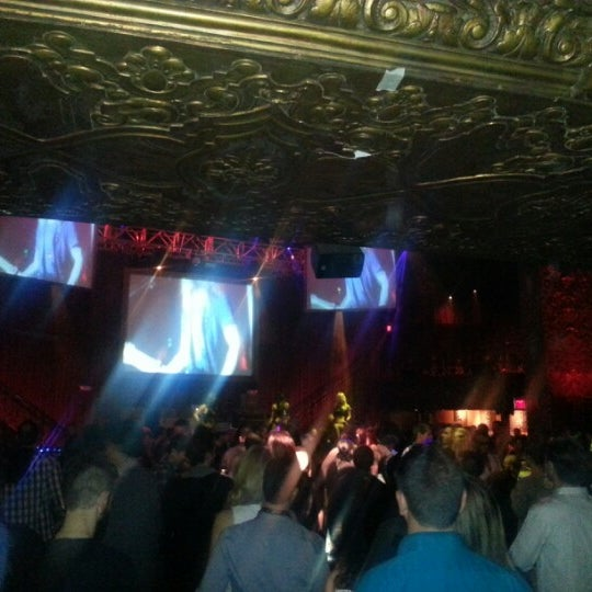 Photo taken at The Belasco by dana k. on 2/5/2013