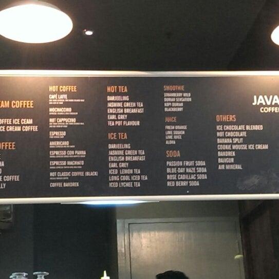 Photo taken at JAVA BEAN Coffee & Resto by hermansyah h. on 6/17/2013