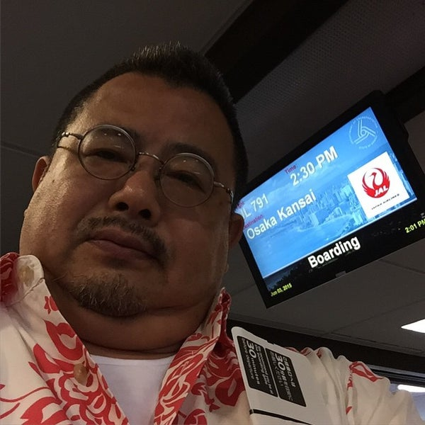 Photo taken at Gate 24 by AT m. on 6/4/2015