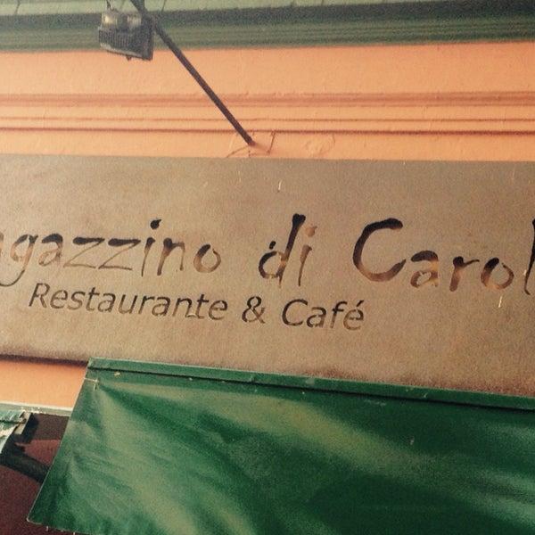 Photo taken at Magazzino di Carol by Eliseu F. on 12/15/2014