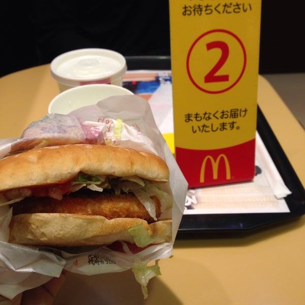 Photo taken at マクドナルド 福岡新天町店 by Dao N. on 12/22/2014