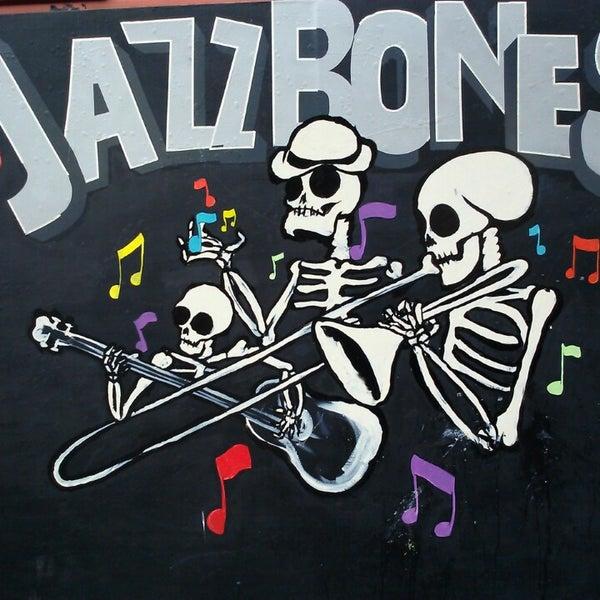 Jazzbones Food Menu