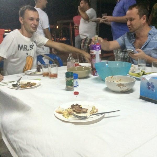 Photo taken at Orgasmic Restaurant by Elena R. on 7/16/2014