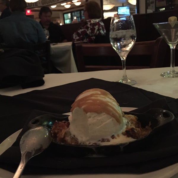 Photo taken at Timpano Italian Chop House by Liz on 2/7/2016
