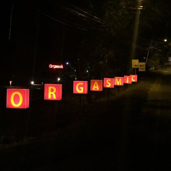 Photo taken at Orgasmic Restaurant by Александр on 11/10/2015