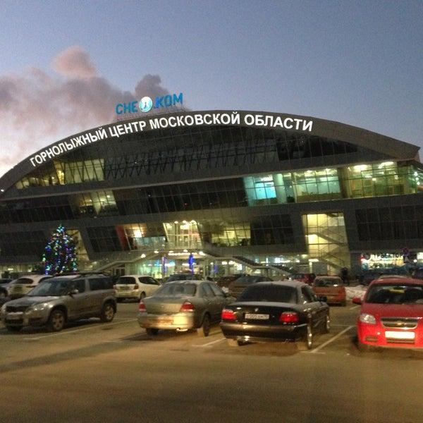 Снимок сделан в Снеж.ком пользователем Maxim 12/23/2012