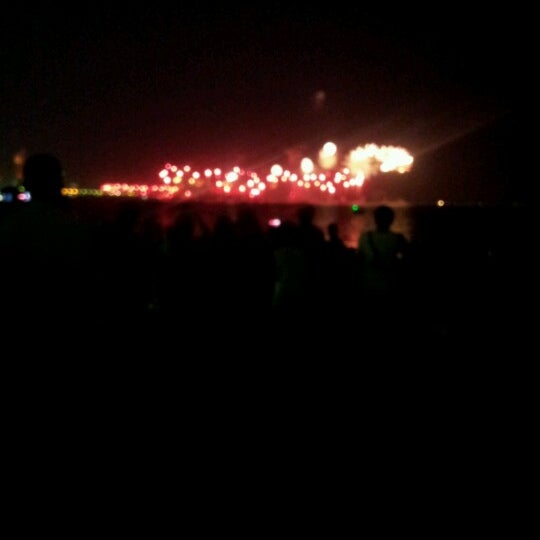 Photo taken at Gulf street by Mubarak on 11/10/2012