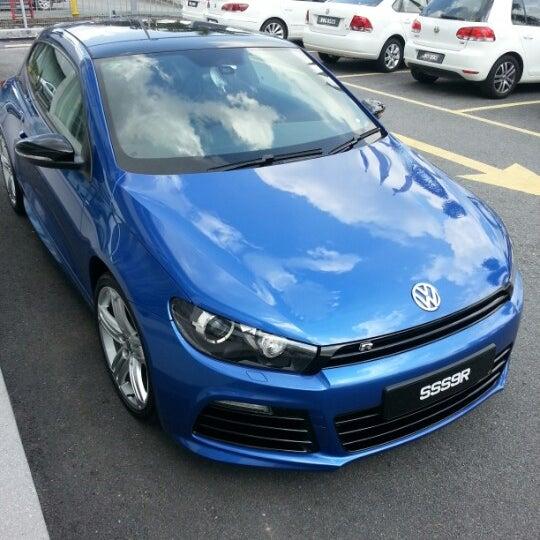 Volkswagen Showroom Johor Bahru Johor