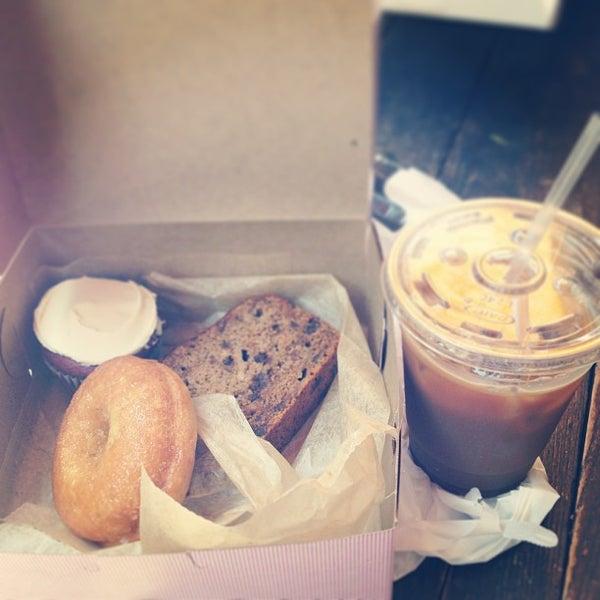 Photo taken at Erin McKenna's Bakery by Emma G. on 6/9/2013