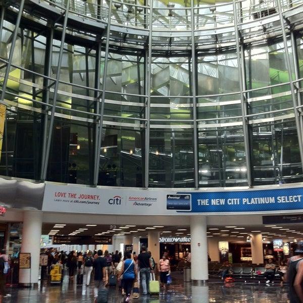 Miami Port: Miami International Airport (MIA)