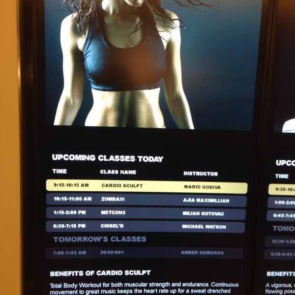 Photo taken at Equinox Tribeca by Mario G. on 6/13/2013