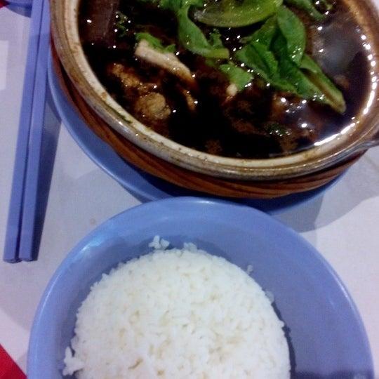 Photo taken at Nagoya Hill Food Street by David C. on 10/16/2014