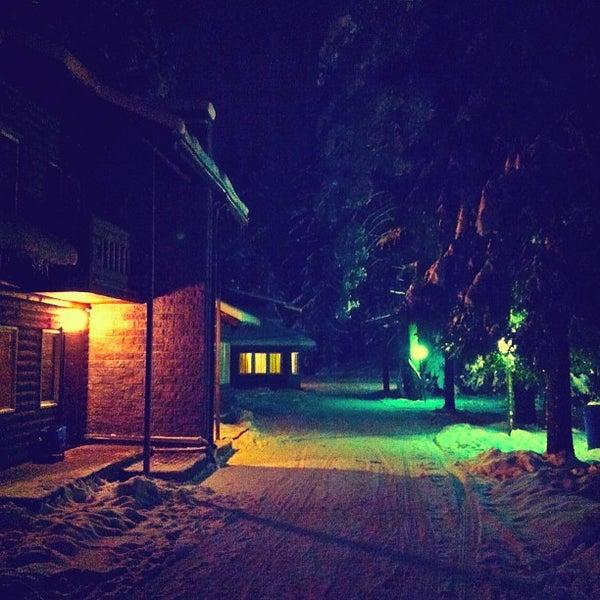Снимок сделан в Красное озеро пользователем Dima T. 12/13/2012
