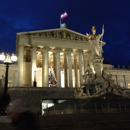 Photo taken at Parlament by Kelly on 12/10/2012