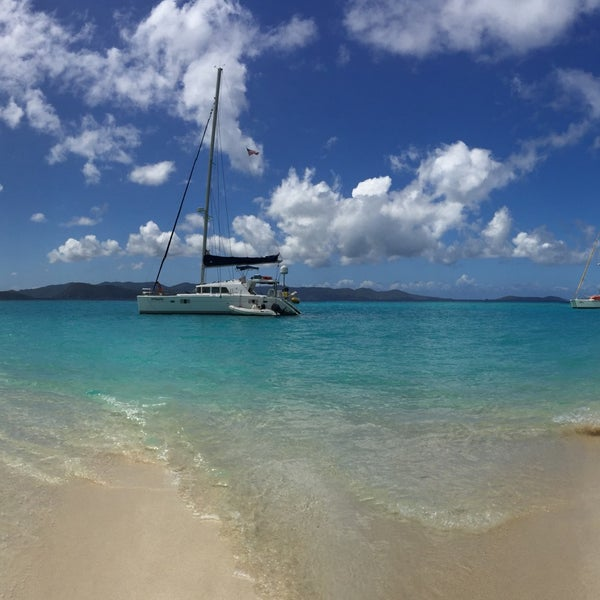 Photo taken at Jost Van Dyke Island by John B. on 4/10/2016