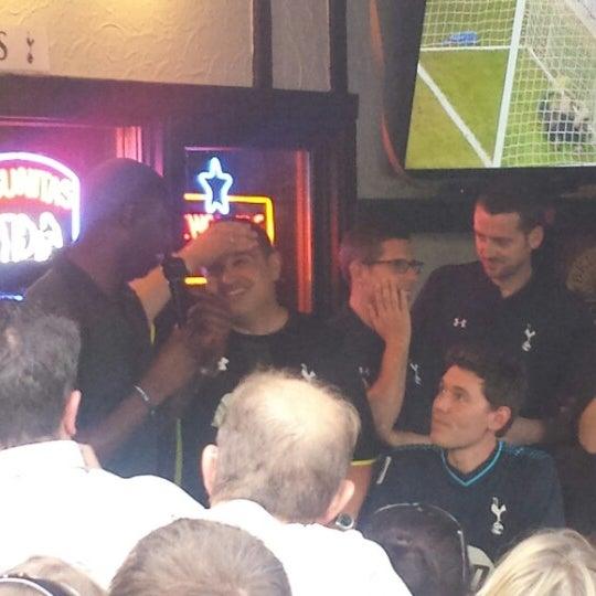 Photo taken at George & Dragon Pub by Steve P. on 7/19/2014