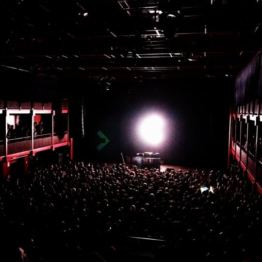 Photo taken at AB Ancienne Belgique by Wouter J. on 10/5/2012