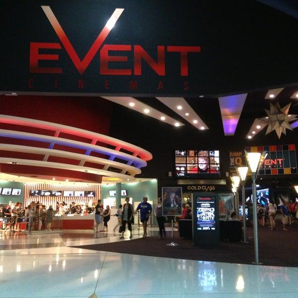 event cinemas 18 tips