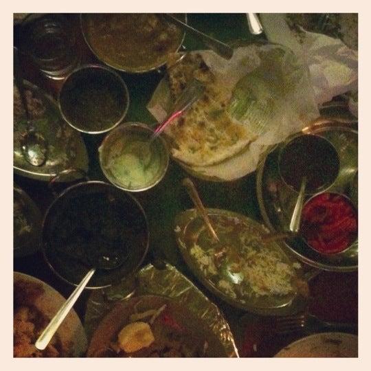 Photo taken at Jackson Diner by Leslie on 12/8/2012