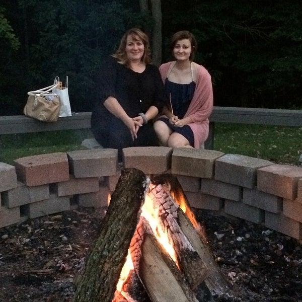 Photo taken at Salt Fork Lodge & Conference Center by Tonya P. on 9/3/2014