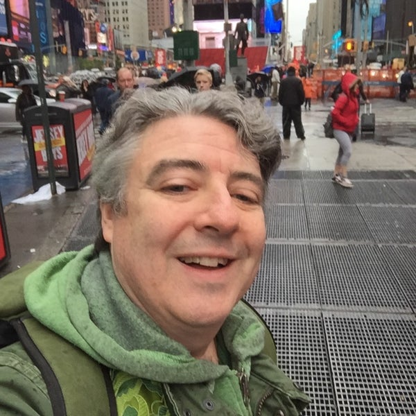 "Photo taken at Max Neuhaus ""Times Square"" by Kevin R. on 11/1/2014"