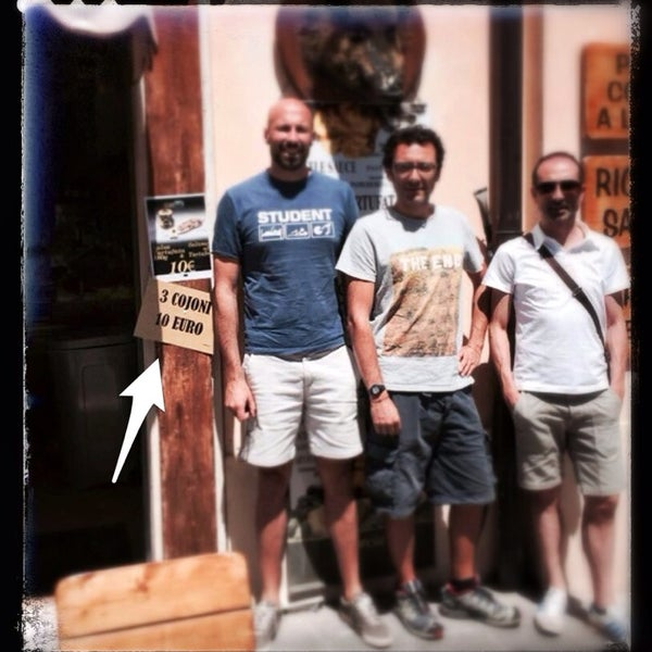 Photo taken at Norcia by davide n. on 8/8/2014