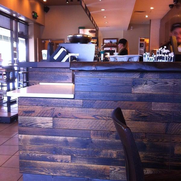 Photo taken at Starbucks by Brian on 4/22/2013