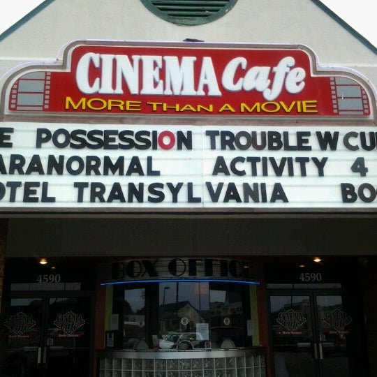 Cinema Cafe Virginia Beach Pembroke