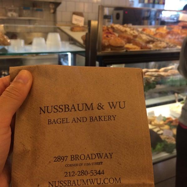 Photo taken at Nussbaum & Wu by Frances J. on 10/1/2016