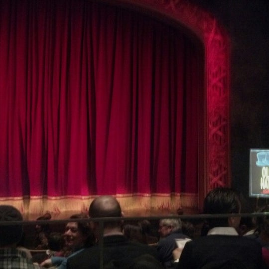 Photo taken at Pershing Square Signature Theater by Katie Sue N. on 2/11/2013