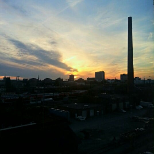 Photo taken at prizeotel Bremen-City by obcram B. on 10/8/2012