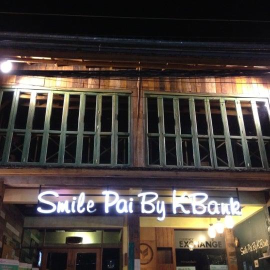 Photo taken at ธนาคารกสิกรไทย (Kasikorn bank) by เทเบาเบา กูเมาแล้ว on 10/11/2012