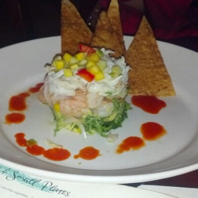 Photo taken at Bahama Breeze by Merdochey LaFrance on 11/1/2012