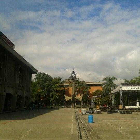 Photo taken at Universidad de Antioquia by Ana A. on 12/6/2012