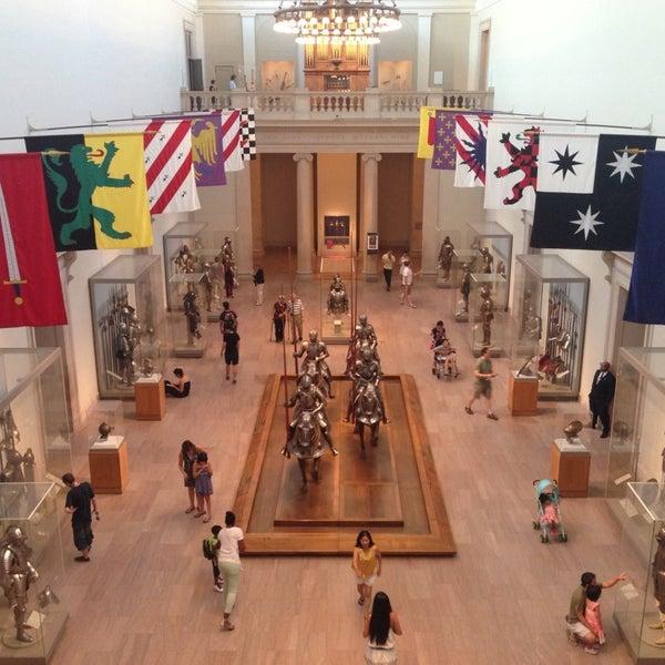 Photo taken at Metropolitan Museum of Art by naveen on 7/6/2013