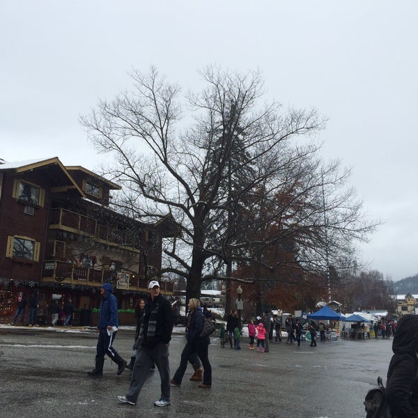 Photo taken at Town of Leavenworth by Ulises on 12/21/2014
