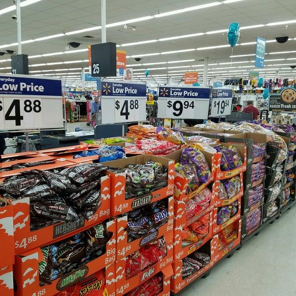 Photo taken at Walmart Supercenter by Israel S. on 9/29/2016