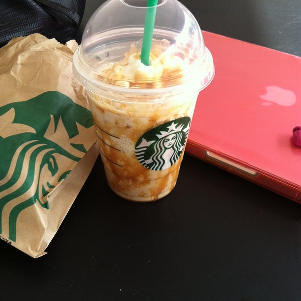 Photo taken at Starbucks by SharLeneMiChele on 5/2/2013