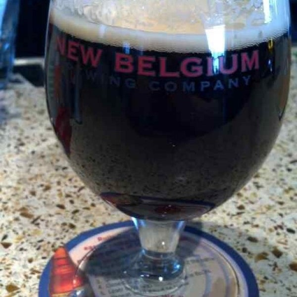 Photo taken at New Belgium Brewing Hub by Drew J. on 4/24/2013