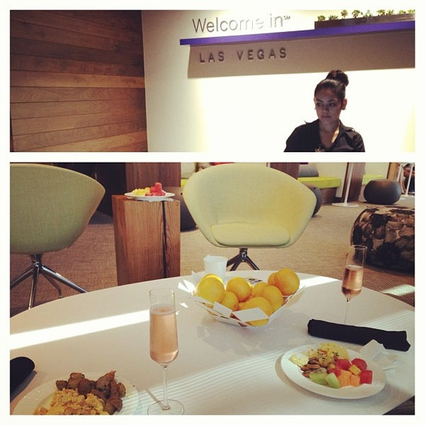 Photo taken at The Centurion Lounge by American Express by Miranee on 8/18/2013