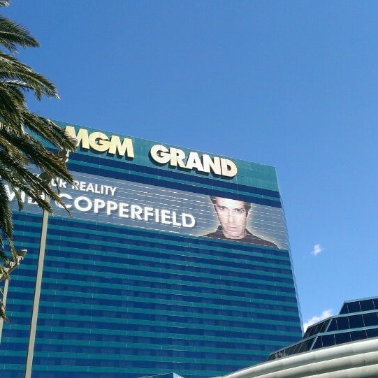 Photo taken at MGM Grand Hotel & Casino by Wella M. on 4/17/2013