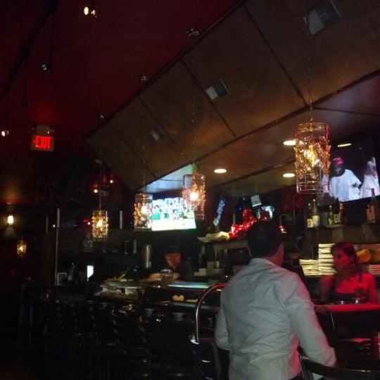 Photo taken at Sushi Lounge by Zeus C. on 9/14/2012