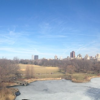 Photo taken at Belvedere Castle by sonia m. on 3/11/2014
