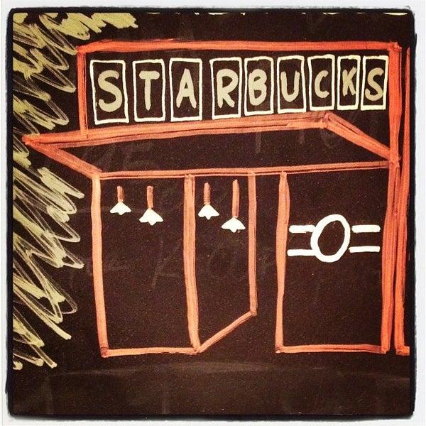 Photo taken at Starbucks by Joe P. on 10/29/2013