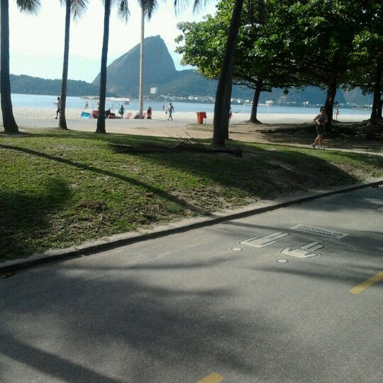 Photo taken at Aterro do Flamengo by Joao Paulo D. on 11/19/2012