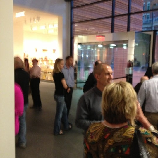 Photo taken at Bechtler Museum of Modern Art by Amy on 10/19/2012