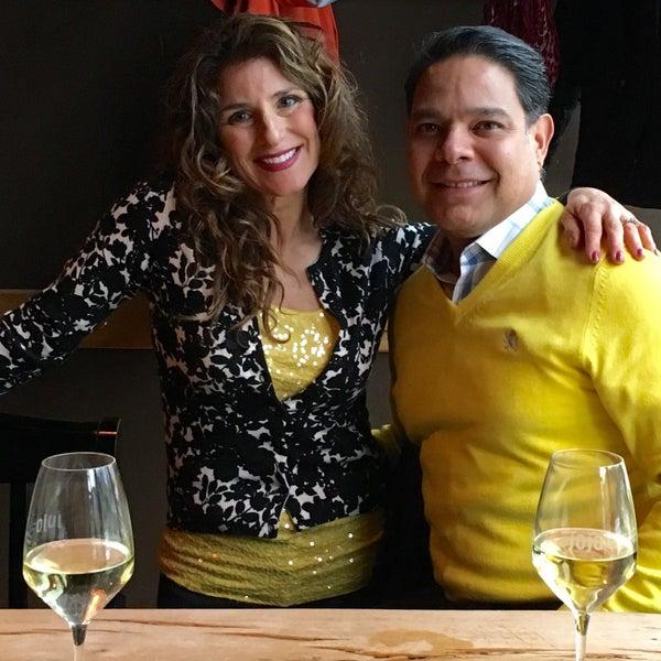 Photo taken at JoJo Bistro & Wine Bar by Jorge C. on 3/28/2016